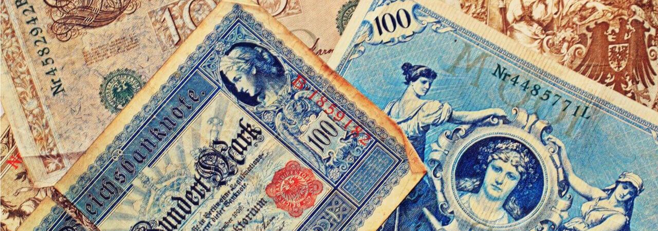 Reichsmark von 1924-1948