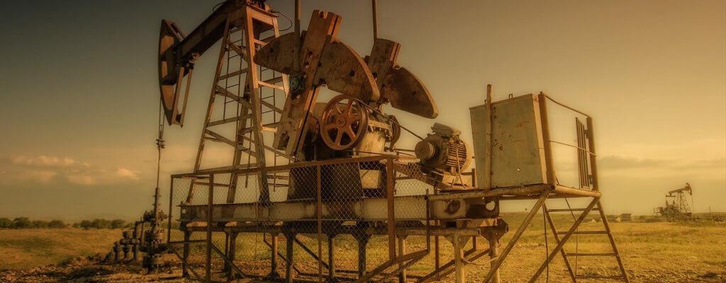Tiefpumpenantrieb zur Erdölförderung