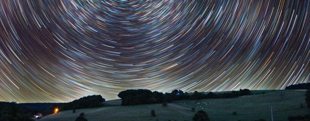 Rotation von Planeten und Sterne