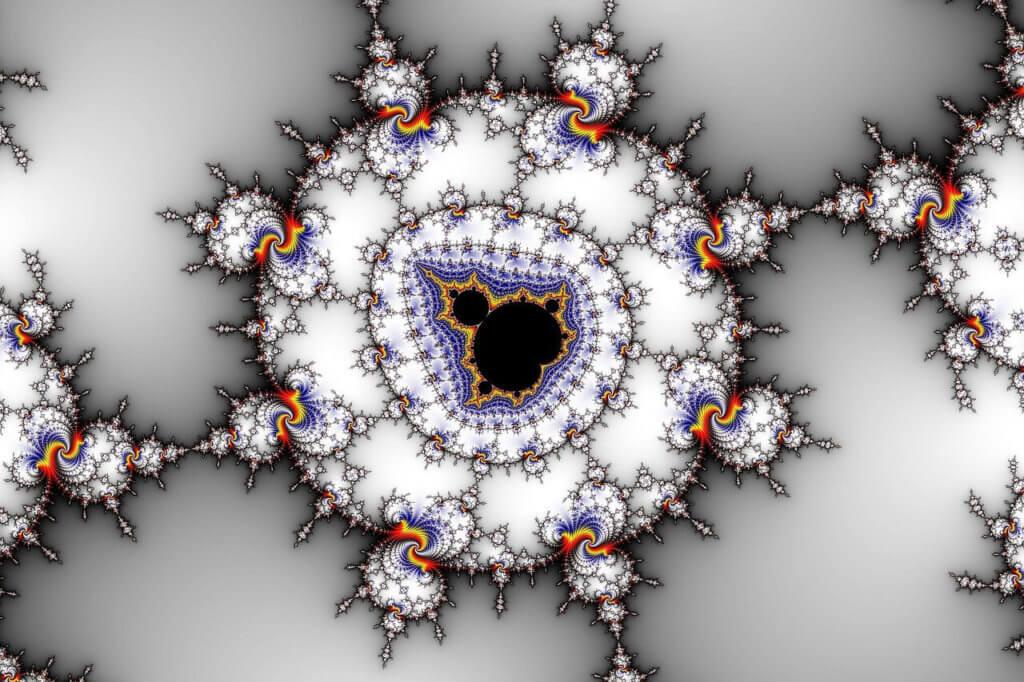 Fraktale Mandelbrot Grafik