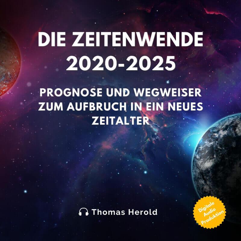 Zeitenwende 2020 Audiobuch