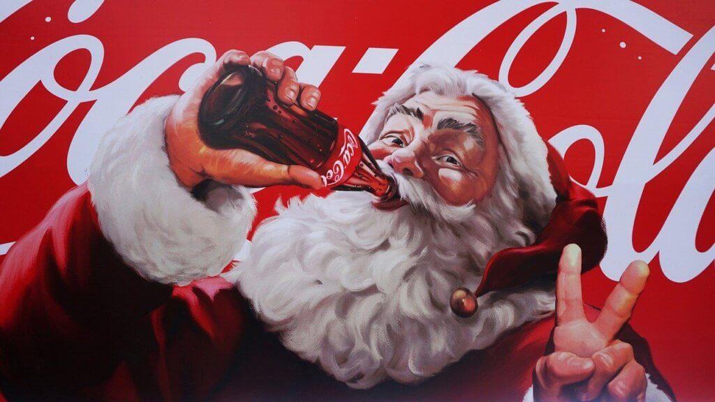 Coca-Cola statt Wasser