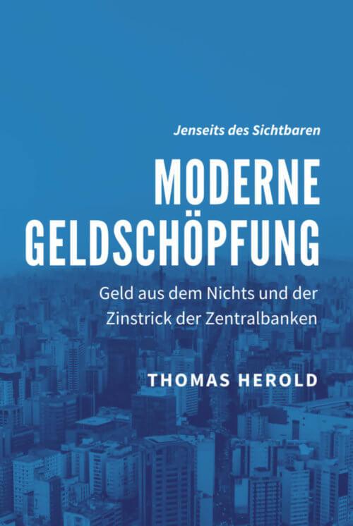 Moderne Geldschöpfung EBook