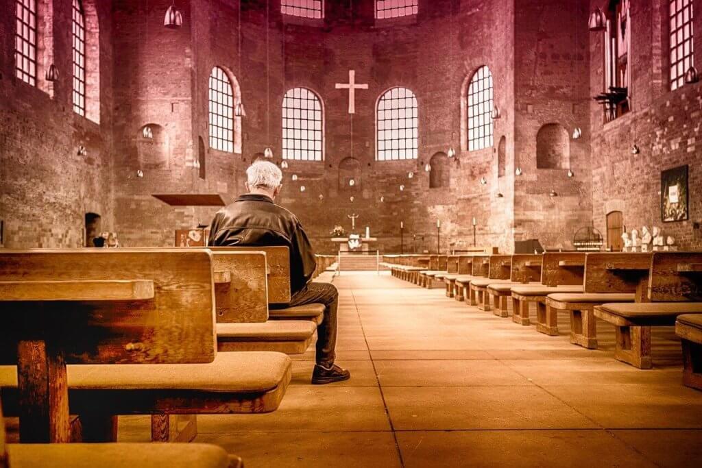 Erlösung mit Hilfe der Kirche?