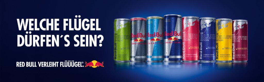 Red Bull Werbung