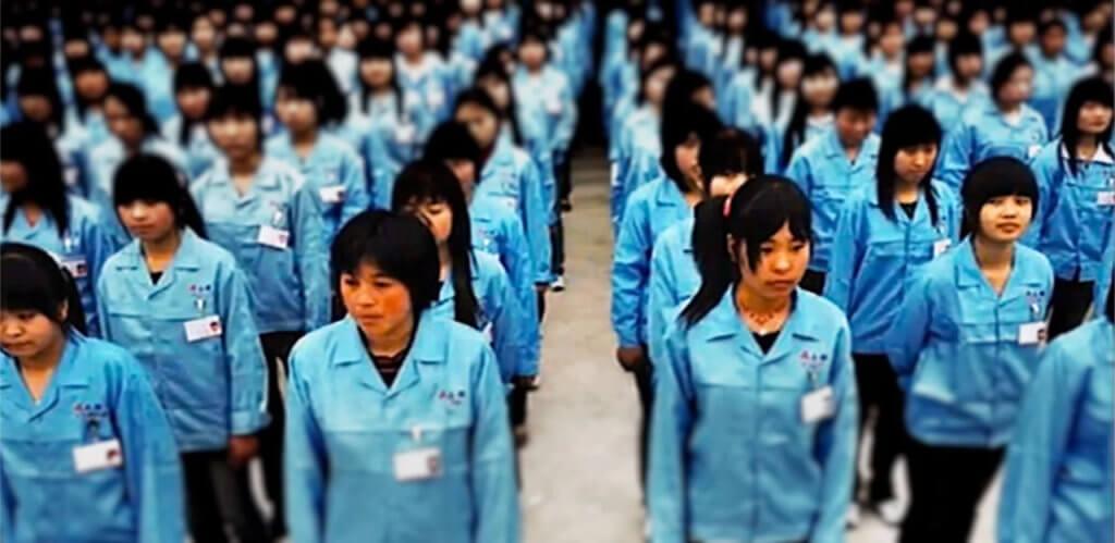 Arbeiter China
