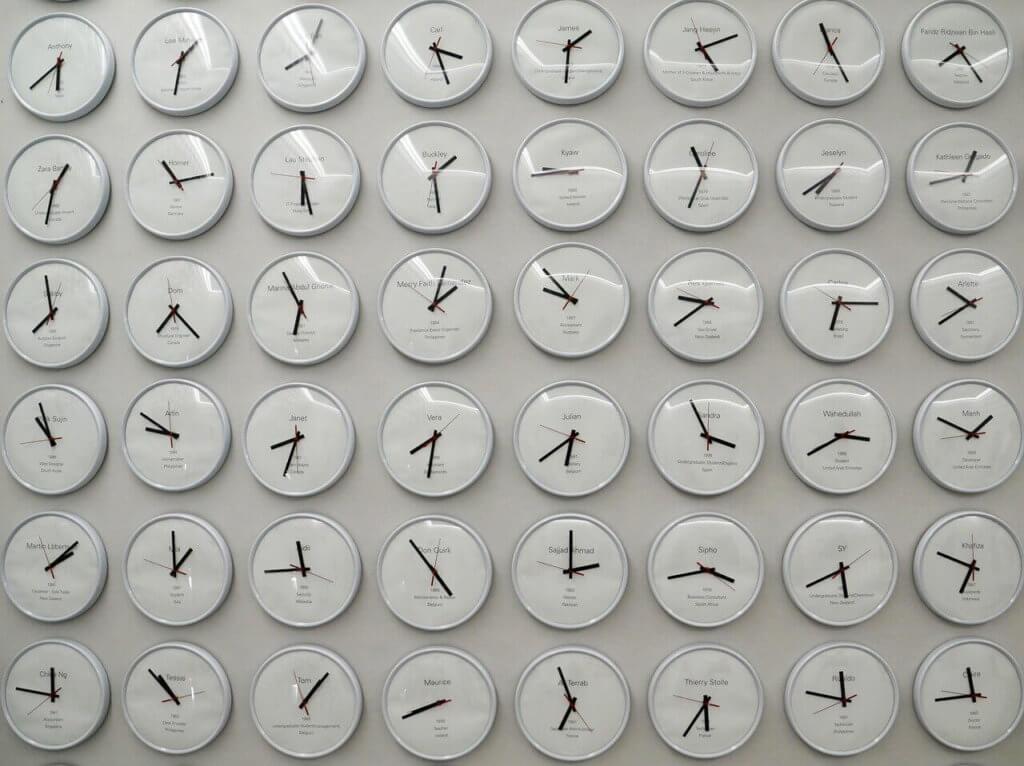 Zeit Uhren