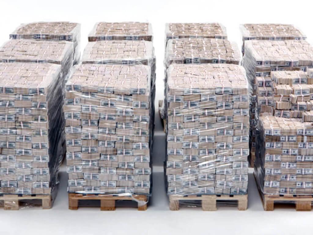 Geldpaletten