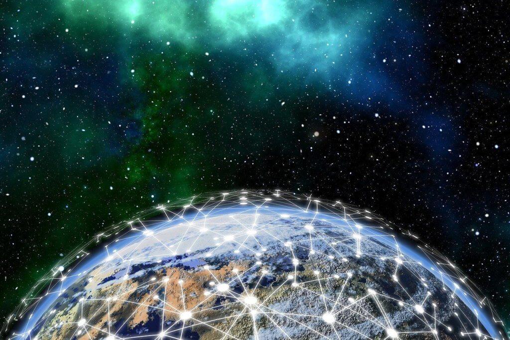 Die Vernetzung der Welt