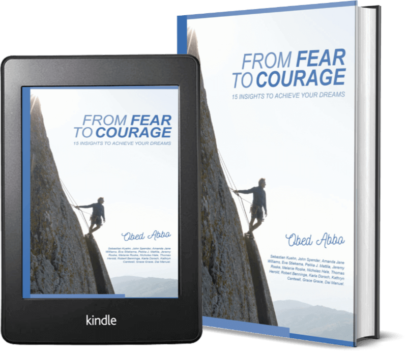 From Fear to Courage Buch